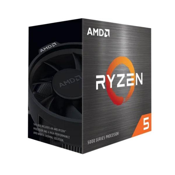 Procesador Amd Ryzen R5 5600X 3 7 6Core Am4